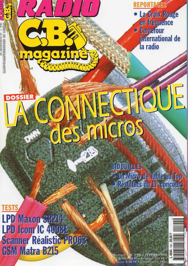 C.B. Magazine - Radio C.B. Magazine (Magazine (Fr.) - Page 5 Rcbm_182