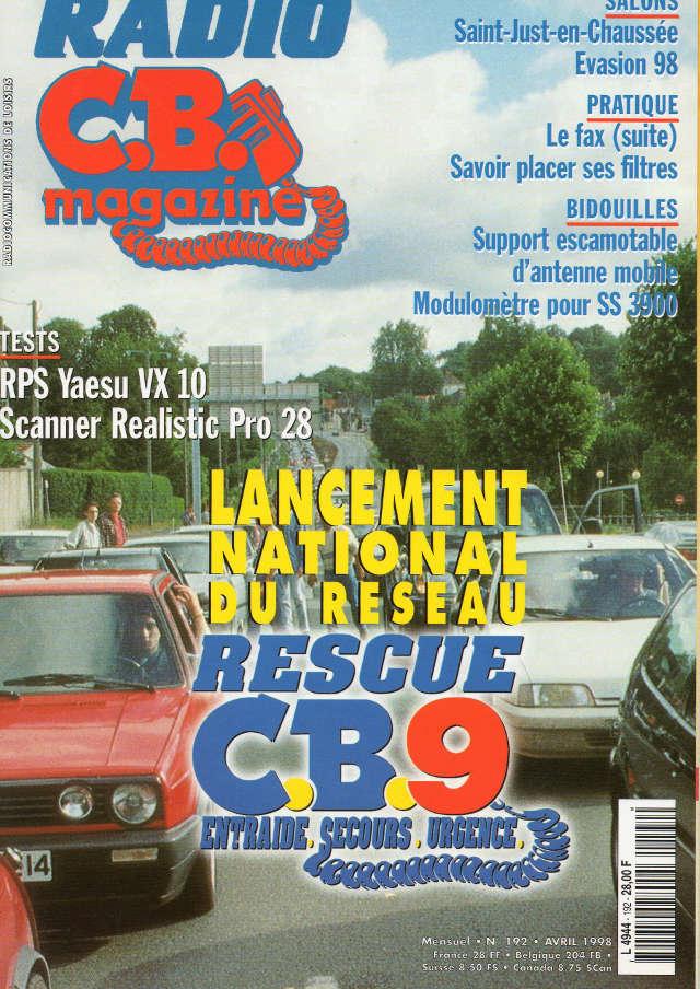 C.B. Magazine - Radio C.B. Magazine (Magazine (Fr.) - Page 5 Rcbm_184