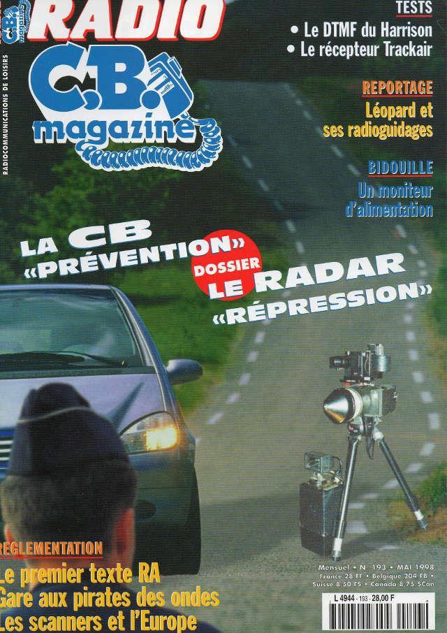 C.B. Magazine - Radio C.B. Magazine (Magazine (Fr.) - Page 5 Rcbm_185