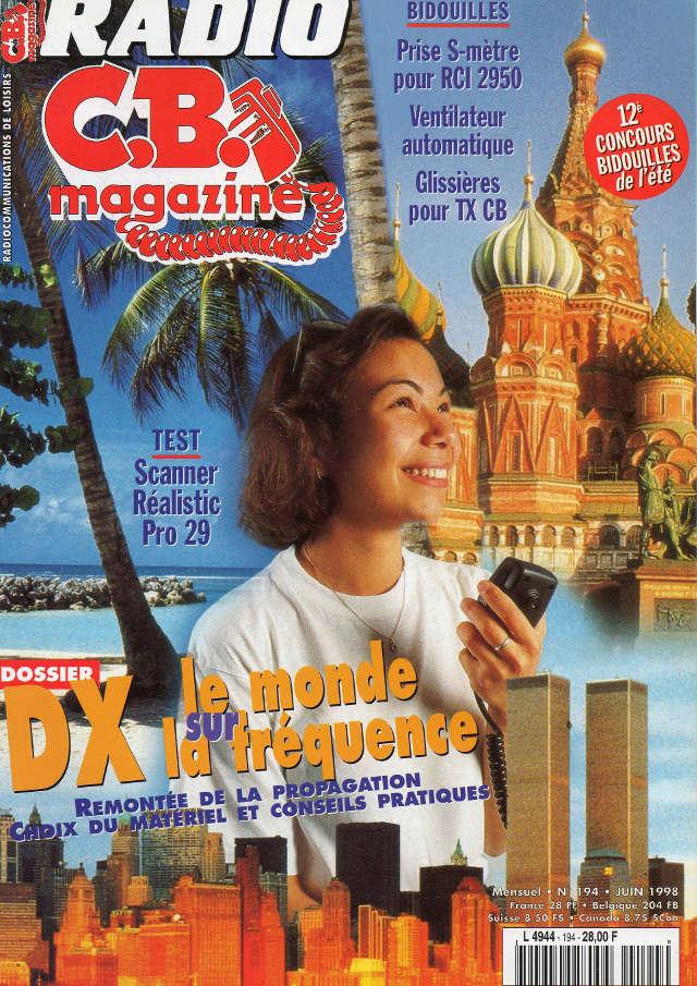 C.B. Magazine - Radio C.B. Magazine (Magazine (Fr.) - Page 5 Rcbm_186