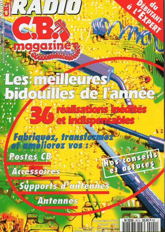 C.B. Magazine - Radio C.B. Magazine (Magazine (Fr.) Rcbm_210