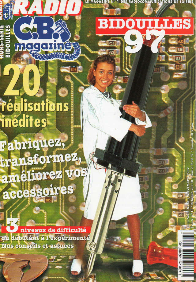 C.B. Magazine - Radio C.B. Magazine (Magazine (Fr.) Rcbm_211