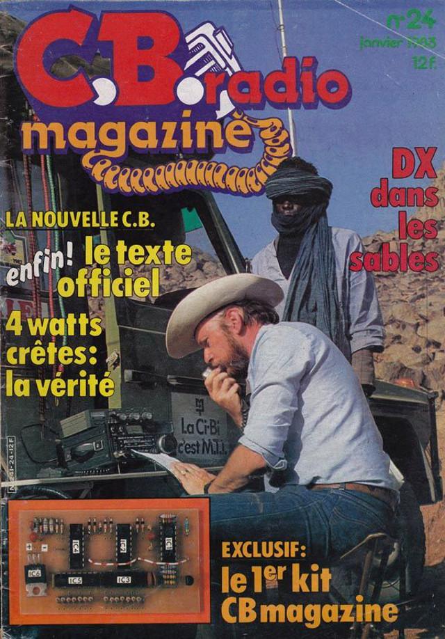 C.B. Magazine - Radio C.B. Magazine (Magazine (Fr.) Rcbm_212