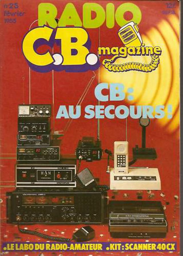 C.B. Magazine - Radio C.B. Magazine (Magazine (Fr.) Rcbm_213