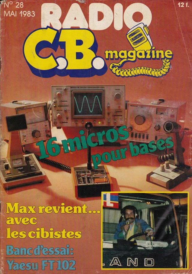 C.B. Magazine - Radio C.B. Magazine (Magazine (Fr.) Rcbm_216