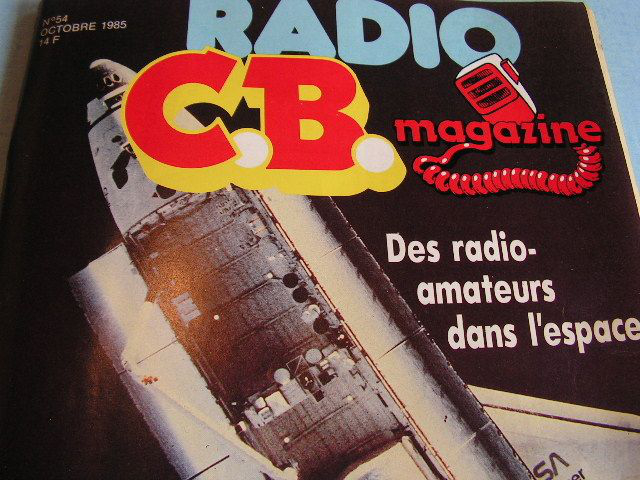 C.B. Magazine - Radio C.B. Magazine (Magazine (Fr.) - Page 2 Rcbm_511