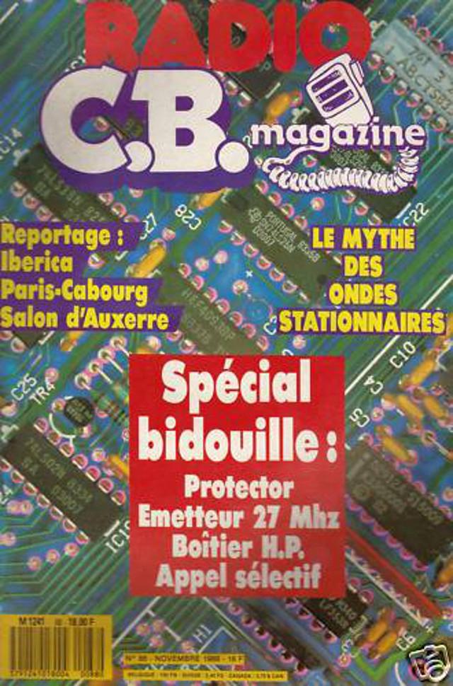 C.B. Magazine - Radio C.B. Magazine (Magazine (Fr.) - Page 2 Rcbm_512