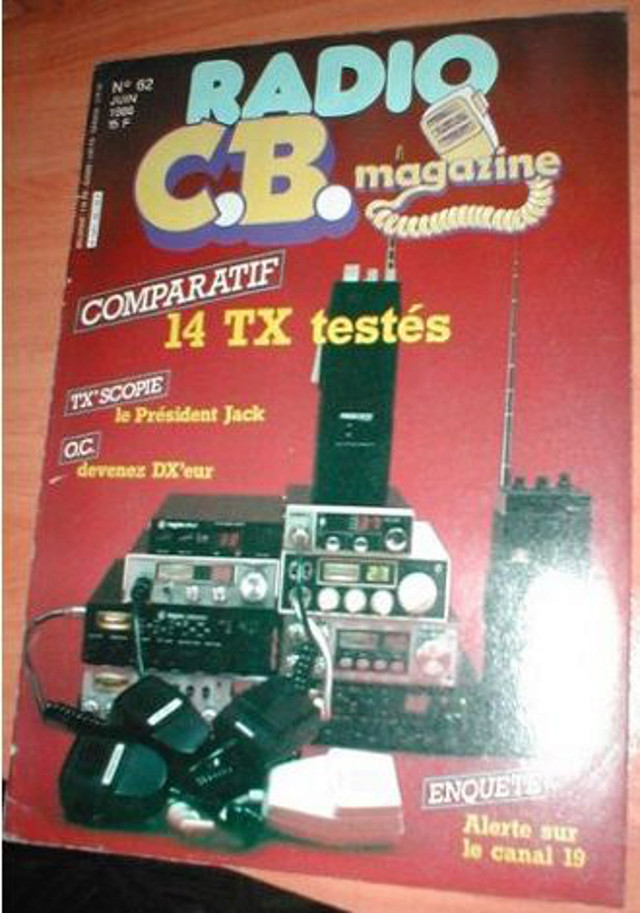 C.B. Magazine - Radio C.B. Magazine (Magazine (Fr.) - Page 2 Rcbm_610