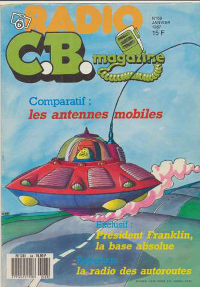 C.B. Magazine - Radio C.B. Magazine (Magazine (Fr.) - Page 2 Rcbm_611