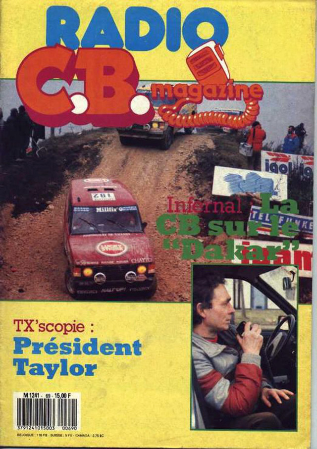 C.B. Magazine - Radio C.B. Magazine (Magazine (Fr.) - Page 2 Rcbm_612