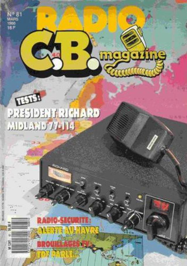 C.B. Magazine - Radio C.B. Magazine (Magazine (Fr.) - Page 2 Rcbm_810