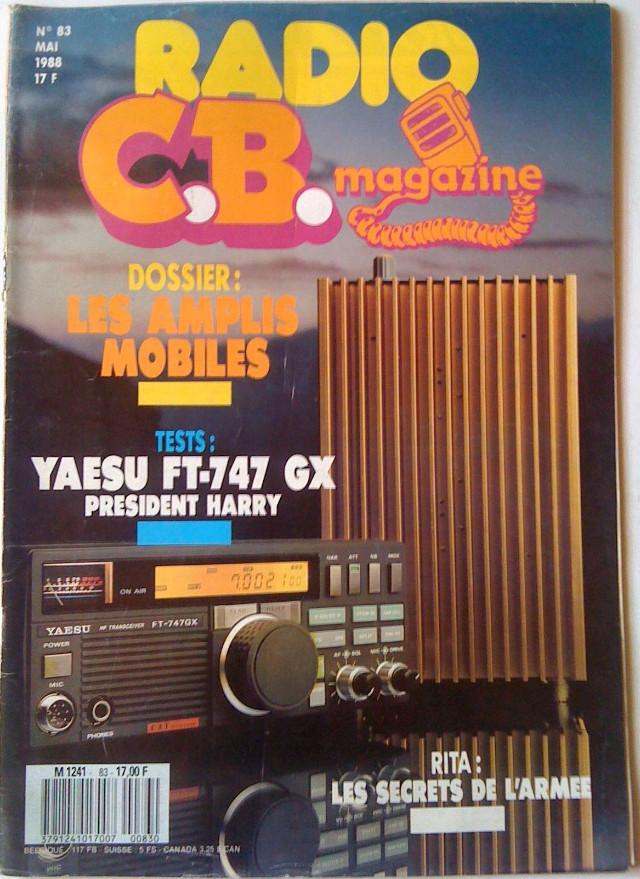 C.B. Magazine - Radio C.B. Magazine (Magazine (Fr.) - Page 2 Rcbm_812