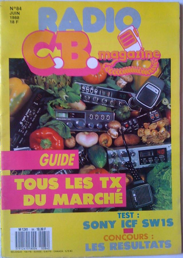 C.B. Magazine - Radio C.B. Magazine (Magazine (Fr.) - Page 2 Rcbm_813