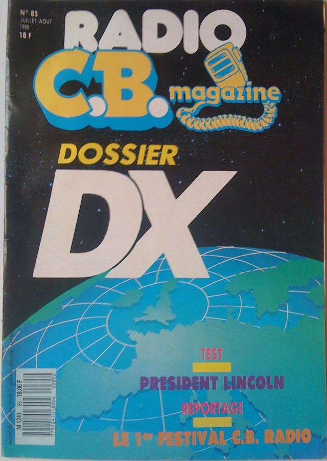 C.B. Magazine - Radio C.B. Magazine (Magazine (Fr.) - Page 2 Rcbm_814