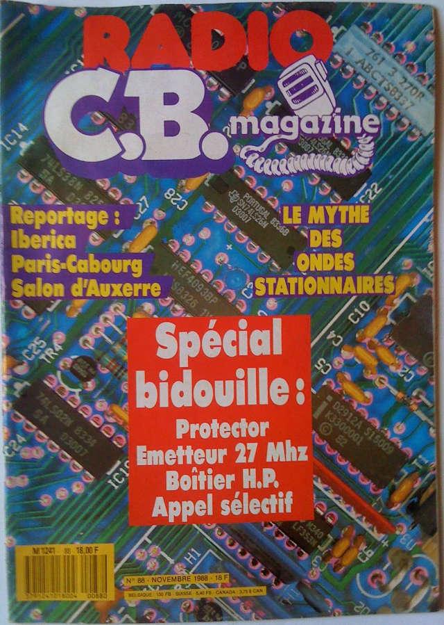 C.B. Magazine - Radio C.B. Magazine (Magazine (Fr.) - Page 2 Rcbm_816