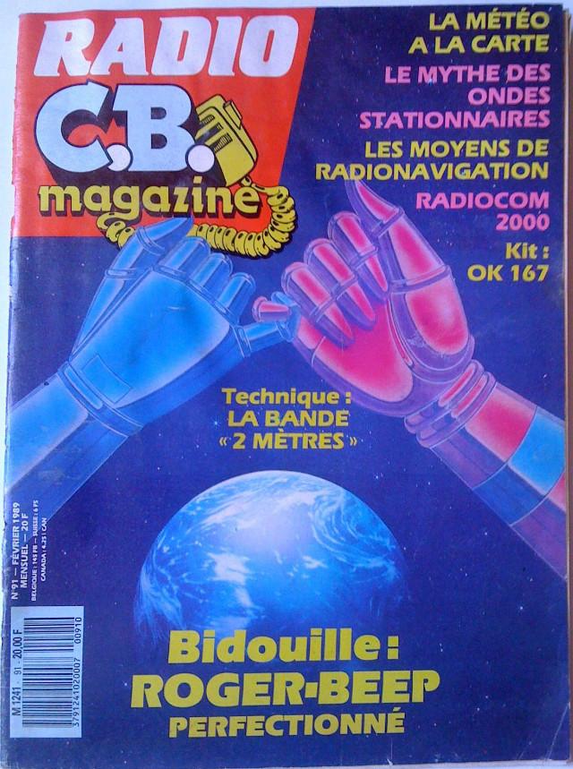 C.B. Magazine - Radio C.B. Magazine (Magazine (Fr.) - Page 2 Rcbm_910