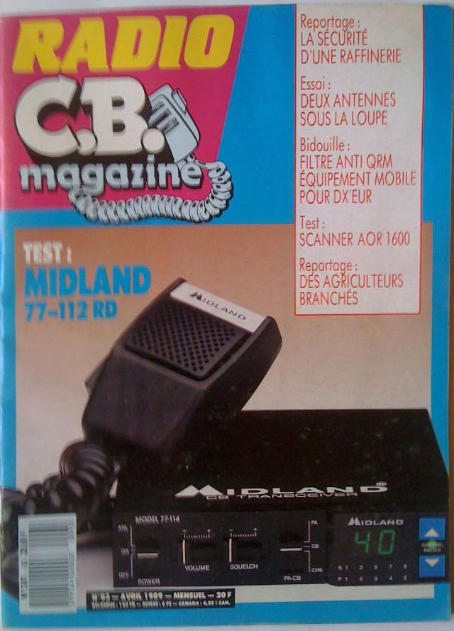 C.B. Magazine - Radio C.B. Magazine (Magazine (Fr.) - Page 2 Rcbm_911