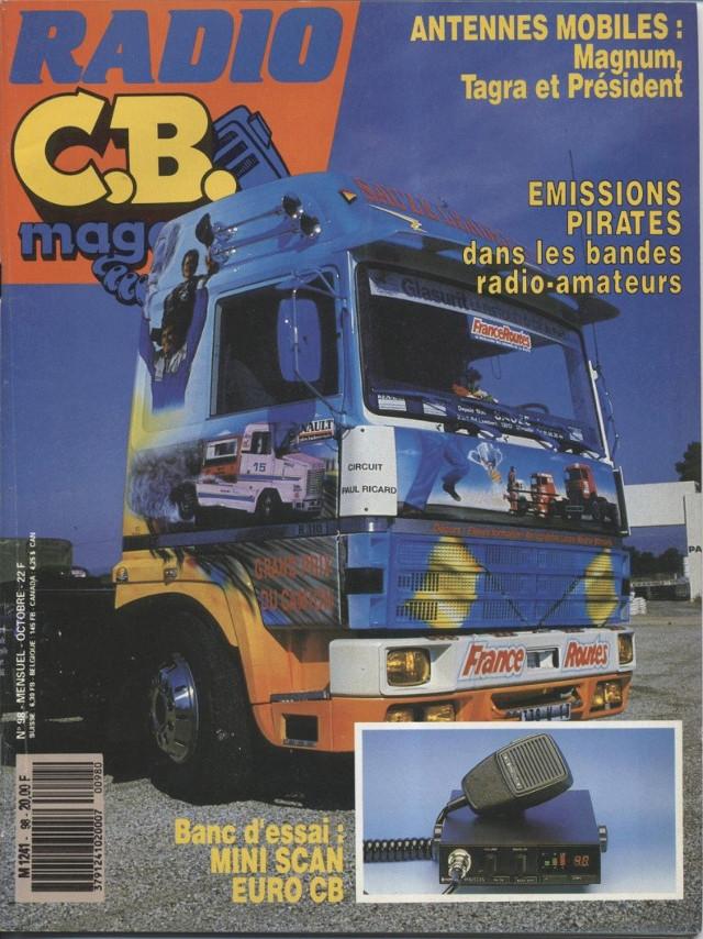 C.B. Magazine - Radio C.B. Magazine (Magazine (Fr.) - Page 2 Rcbm_913