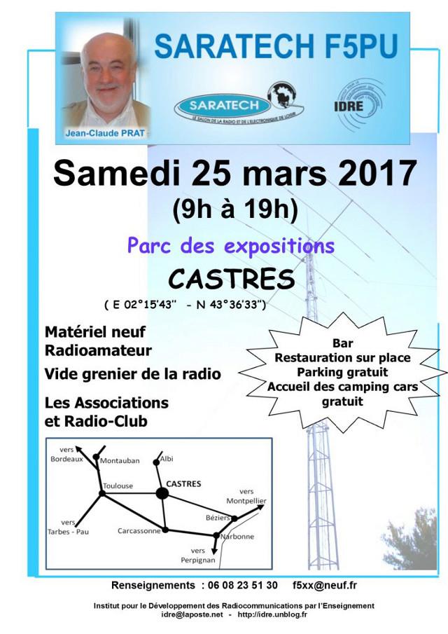 Tag 2017 sur La Planète Cibi Francophone - Page 2 Sarate10
