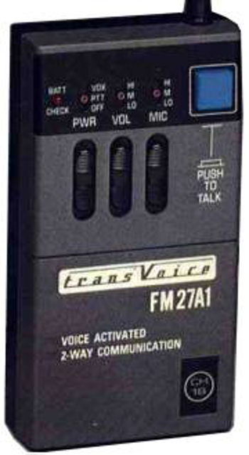 Trans Voice FM27A1 (Portable) Transv10