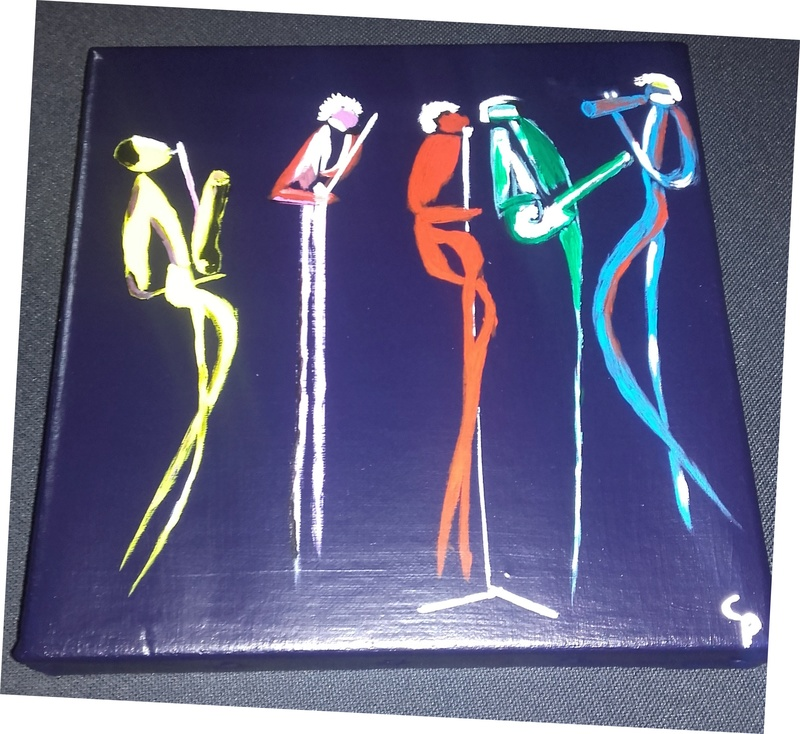 Peinture  abstraite 22a112