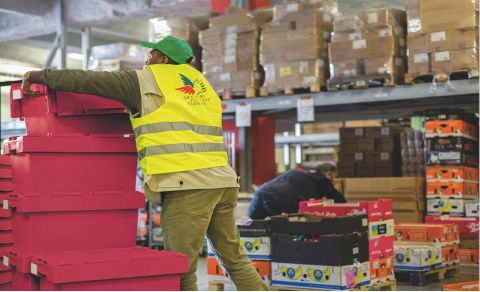 Un bilan positif pour la la loi anti-gaspillage alimentaire Distri10