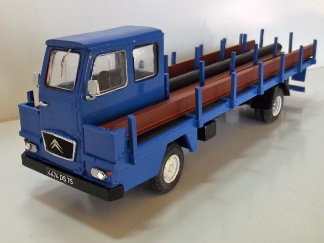 Brochure publicitaire de Camions Tracteurs et cars 1967_710