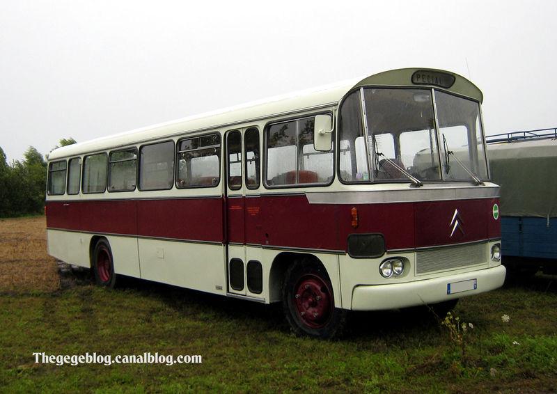 les 46-47-55-60 HLZ Heuliez cabine semi-avancée 68178110