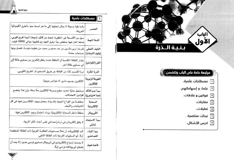 الثانوي - مفكرة كتاب الامتحان الصف الثاني الثانوي فى الكيمياء 2020 Untitl31