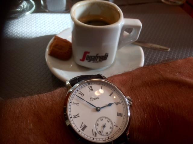 Pause café et montre (toutes marques) - tome III - Page 6 S111