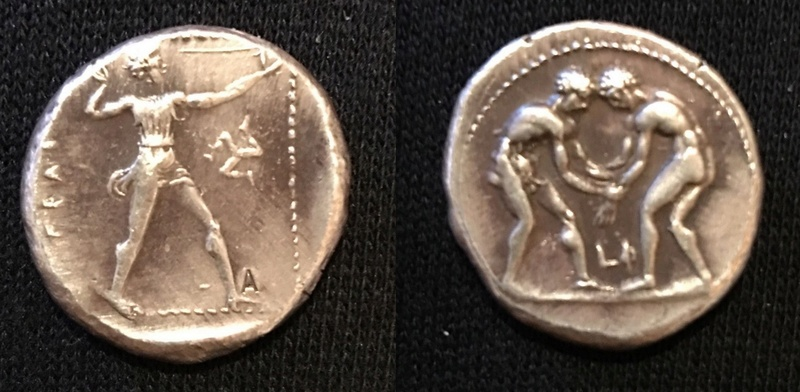 Va voir chez les grecs, c'est pas catho ! Faux110