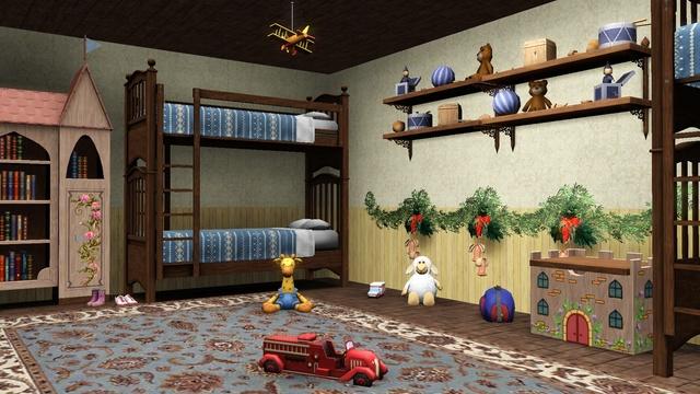 [Noël 2016] Un refuge pour les enfants !  - Page 2 Chambr11