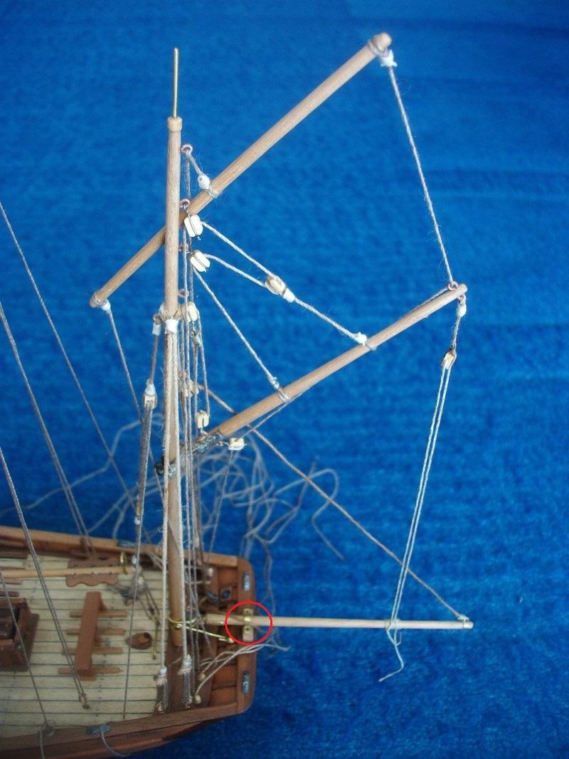 La Marie Jeanne Thonier Billing boats au 1/50 - Page 7 Imgp5810