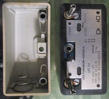 Радиостанции специального назначения A10
