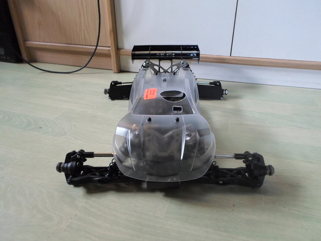 TLR 8ight-T 3.0 E 210