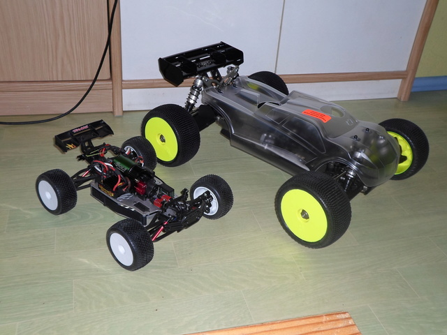 TLR 8ight-T 3.0 E 511