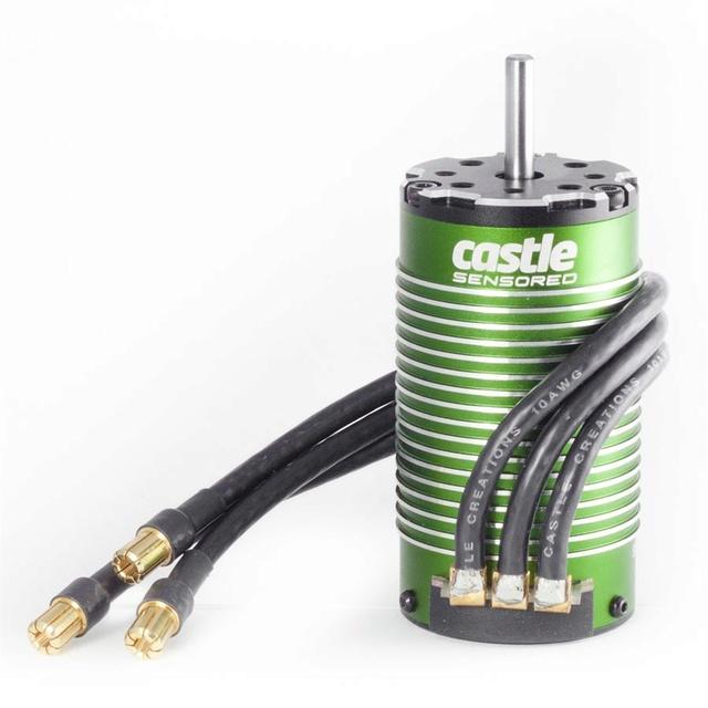 [NEW] nouvelle gamme Moteurs Castle sensored C111