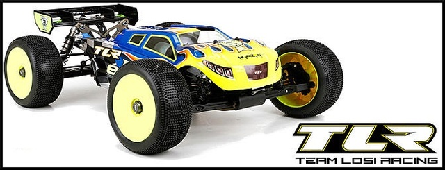 TLR 8ight-T 3.0 E Thumb-11