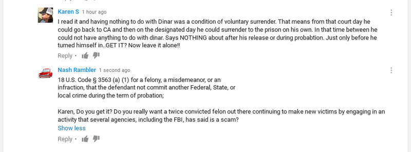 Is it OK for a twice convicted felon (Anthony Renfrow) to be above the law? Tnt-co16
