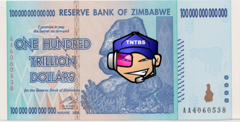 More On The Rainbow Currency. Zimbab12