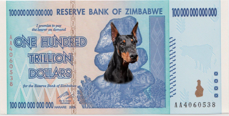 More On The Rainbow Currency. Zimbab14