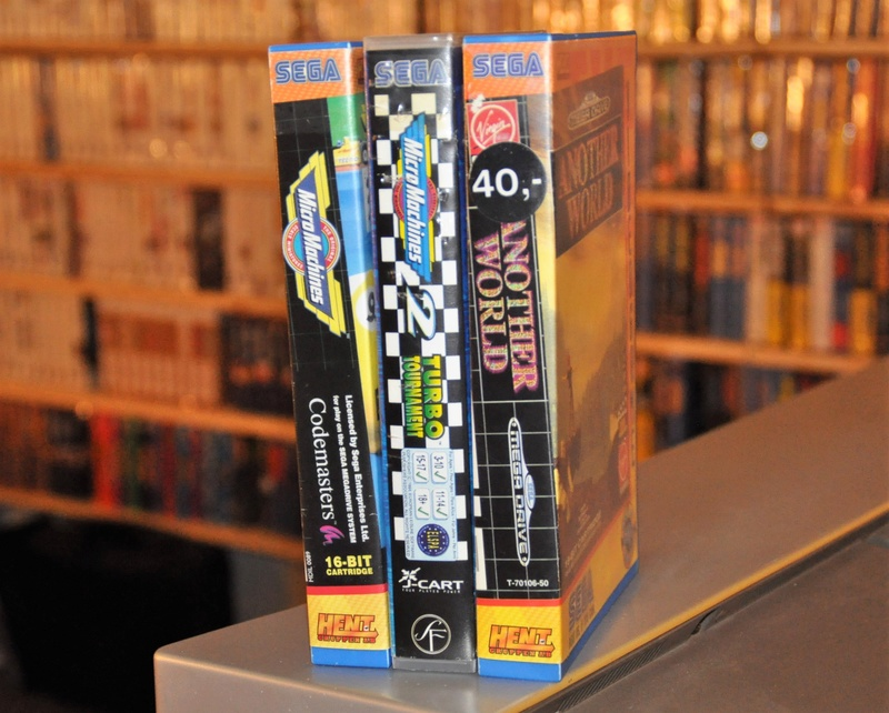Les versions Rental de la Sega Megadrive Rental12