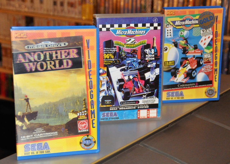 Les versions Rental de la Sega Megadrive Rental13