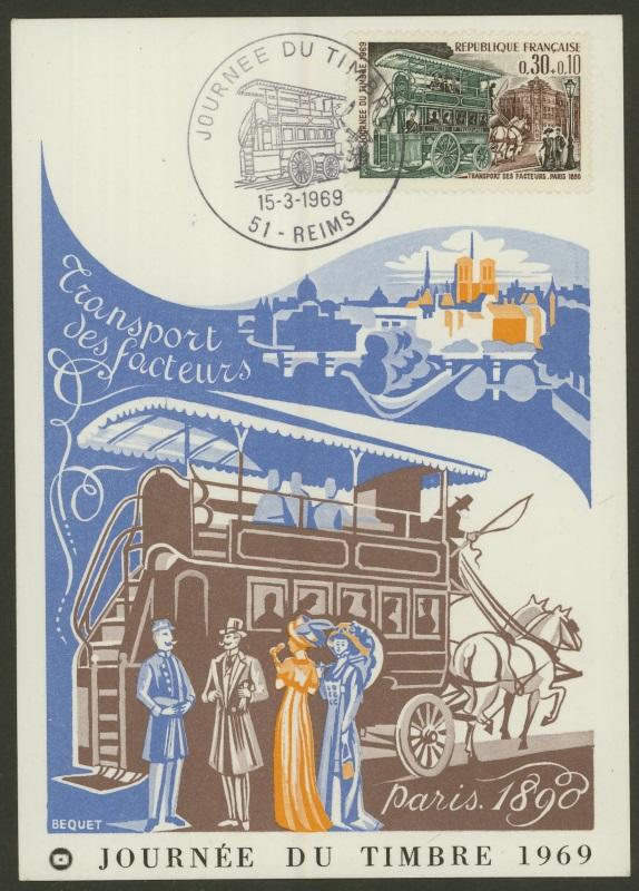Frankreich - Journée du timbre 165910