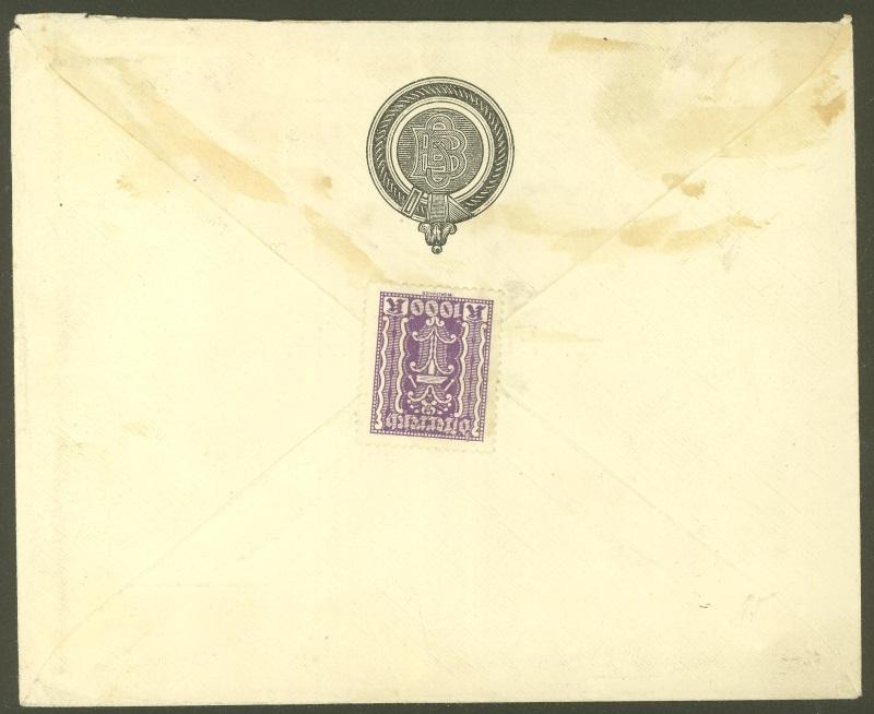 Briefe / Poststücke österreichischer Banken - Seite 3 Bankha15