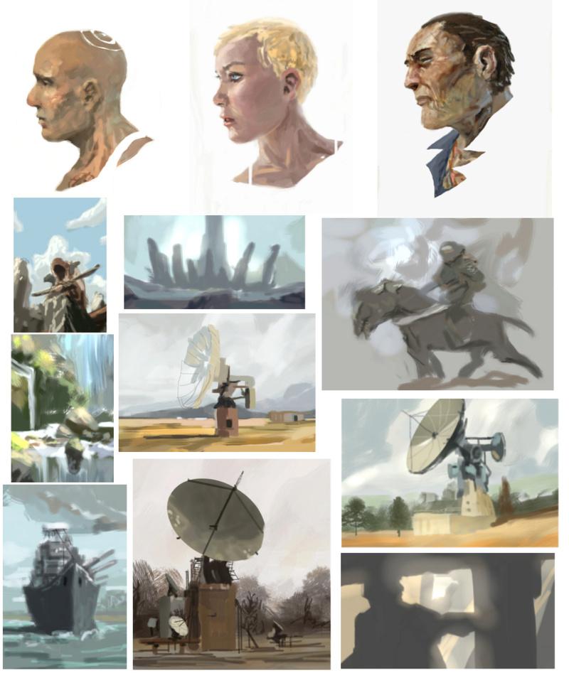 BGK-- Artstation challenge en cours -- - Page 6 Spt_wk10