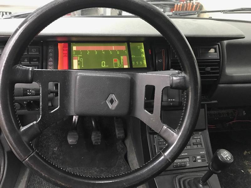 Ma R11 TXE electronic de 1985 49850510