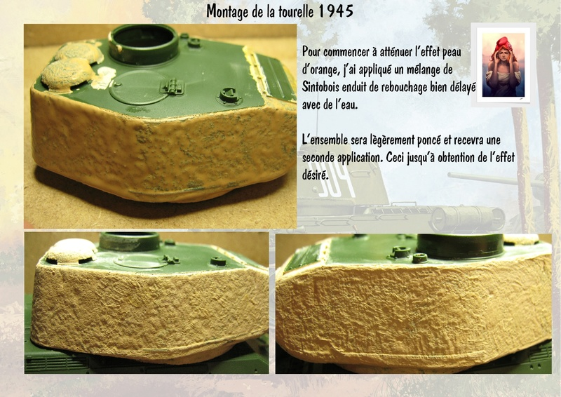 Mai 1945 - La chute de Berlin - 1/35 Char T34/85 N° 112 Factory production Academ13