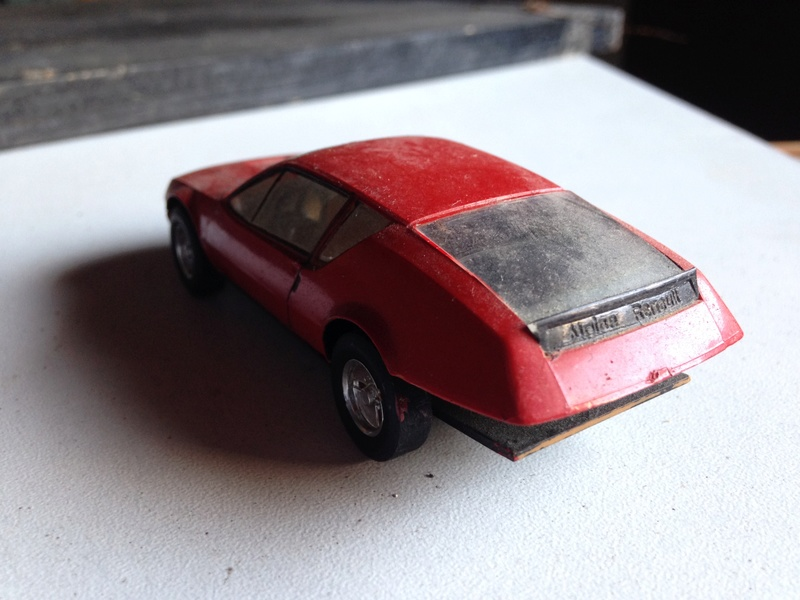 [HELLER] RENAULT ALPINE A310 - 1/43 - MAQUETTES OUBLIEES OU EPAVES Maquet16