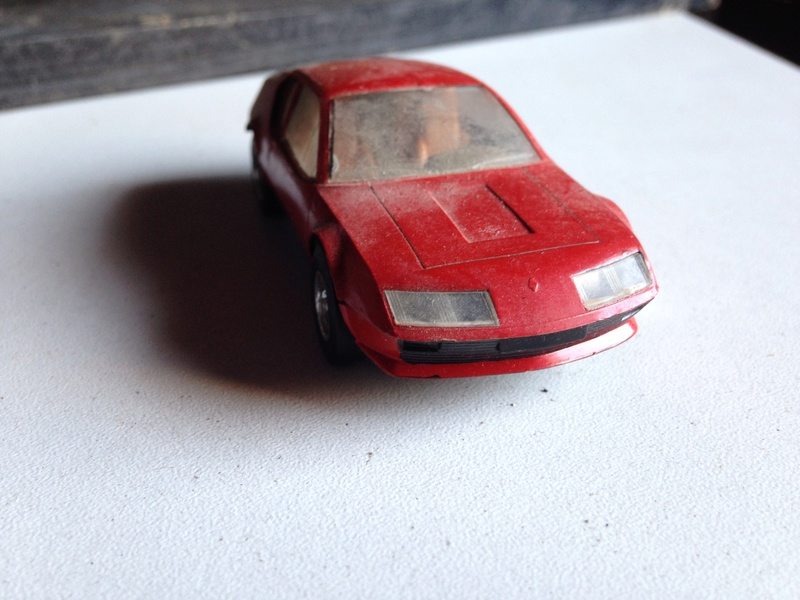 [HELLER] RENAULT ALPINE A310 - 1/43 - MAQUETTES OUBLIEES OU EPAVES Maquet17